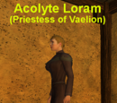 Acolyte Loram