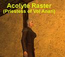 Acolyte Raster