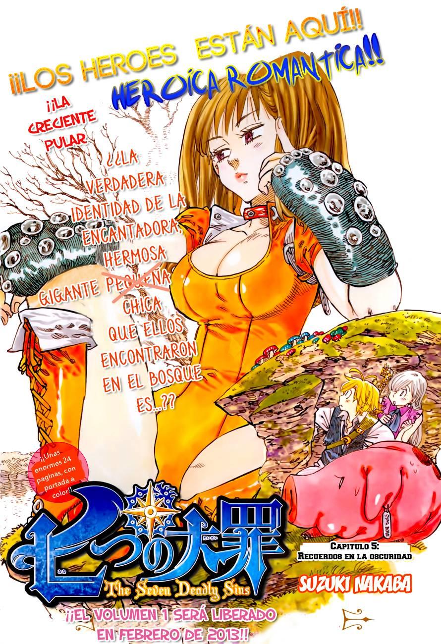 05 memorias en las tinieblas wiki nanatsu no taizai - Nanatsu no taizai wiki ...