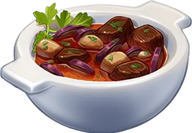 Recipe-Beef Potee