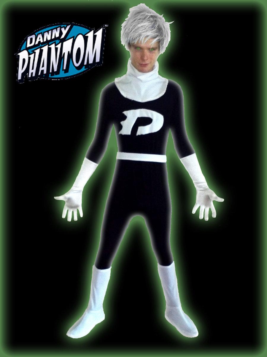 Danny Phantoms Hazmat Suit