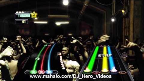 Dj Hero vs Jukebox Hero (Song)