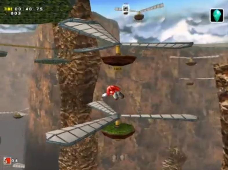 Sonic en Sega y trucos