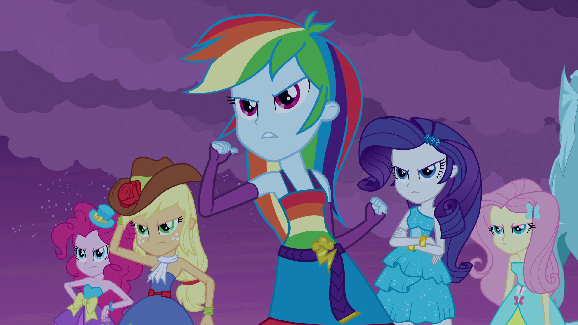 ... cast standing tall EG.png - My Little Pony Friendship is Magic Wiki