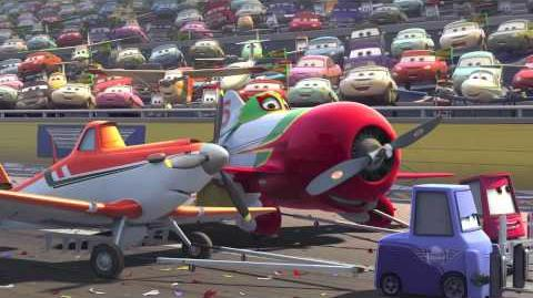 Planes Official Trailer 3 (2013) - Dane Cook Disney Animated Movie HD