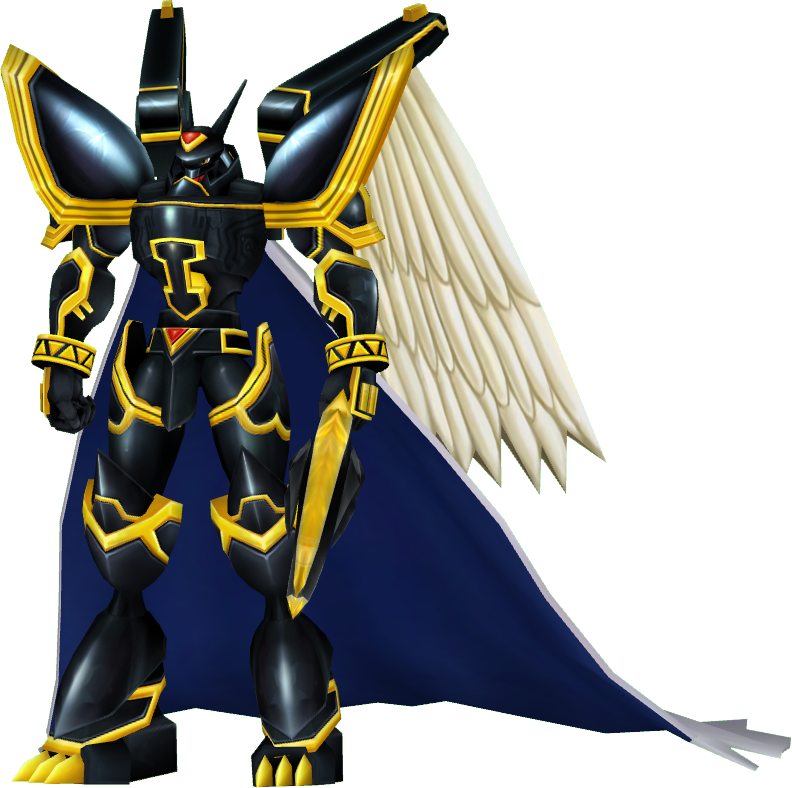 Image - Alphamon Ouryuken dm.png - Digimon Wiki: Go on an ...