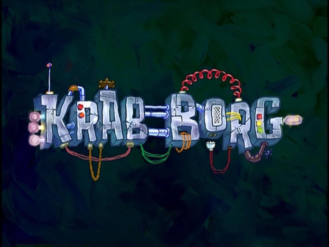 krab borg transcripts wiki