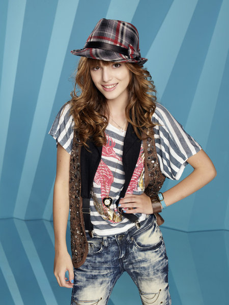 Bella Thorne on shake it up