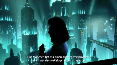 BioShock Infinite Burial at Sea Ep. 1 Trailer