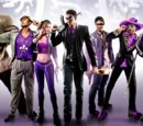 Saints Row The Third DLC Charaktere