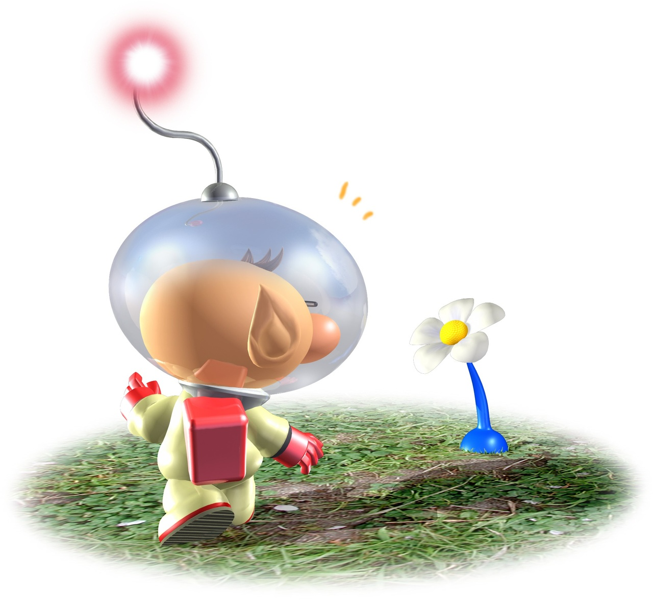 how to get the blue pikmin in pikmin 3
