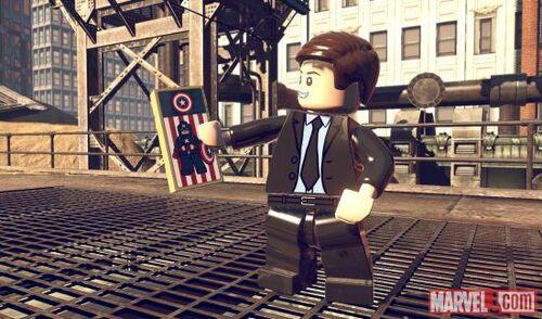 kumpulan superhero dunia: Agent superhero
