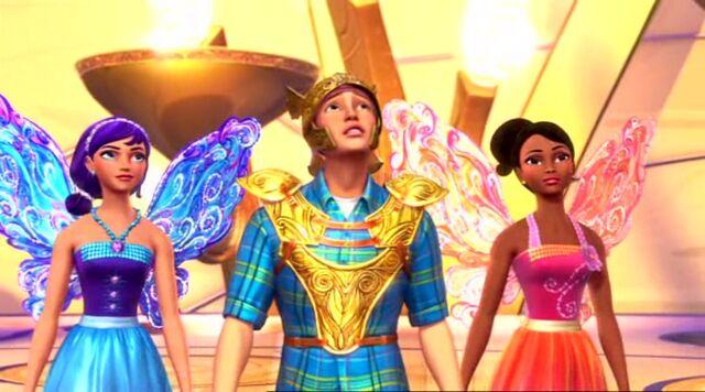 Princess Graciella: Princess Graciella's Assis-Barbie A Fairy Secret
