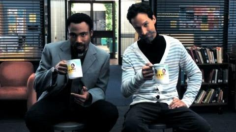 Evil Troy and Abed In the Morning - Community Highlight