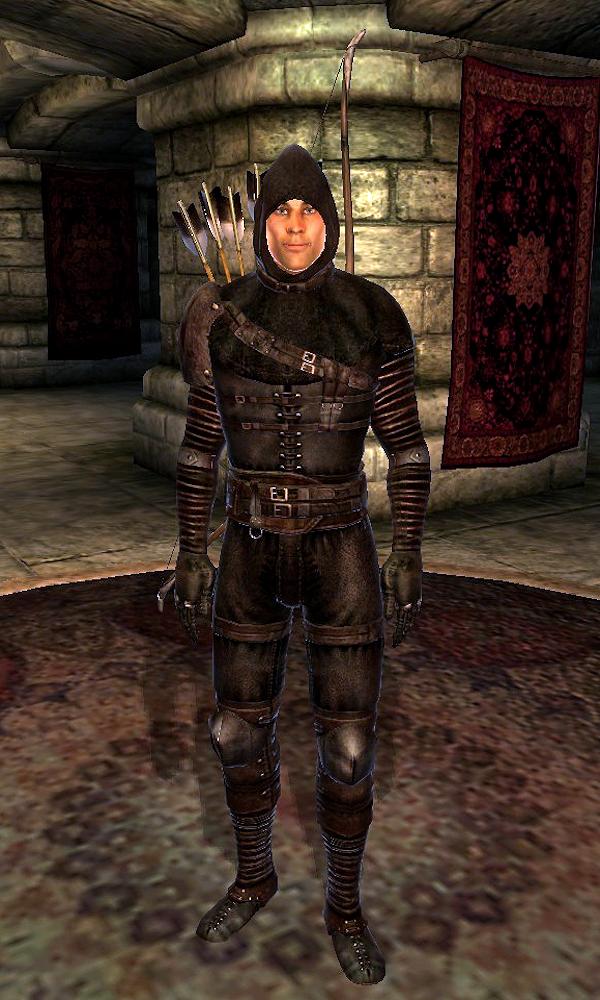 oblivion elder scrolls sex female armor