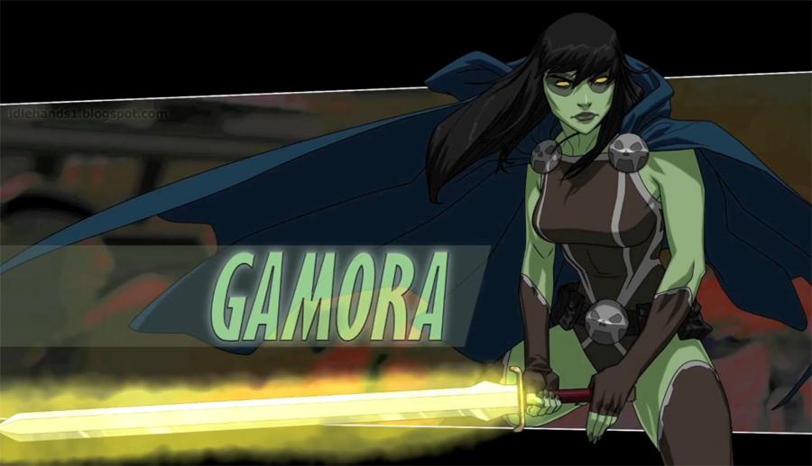 and Groot and Nova
