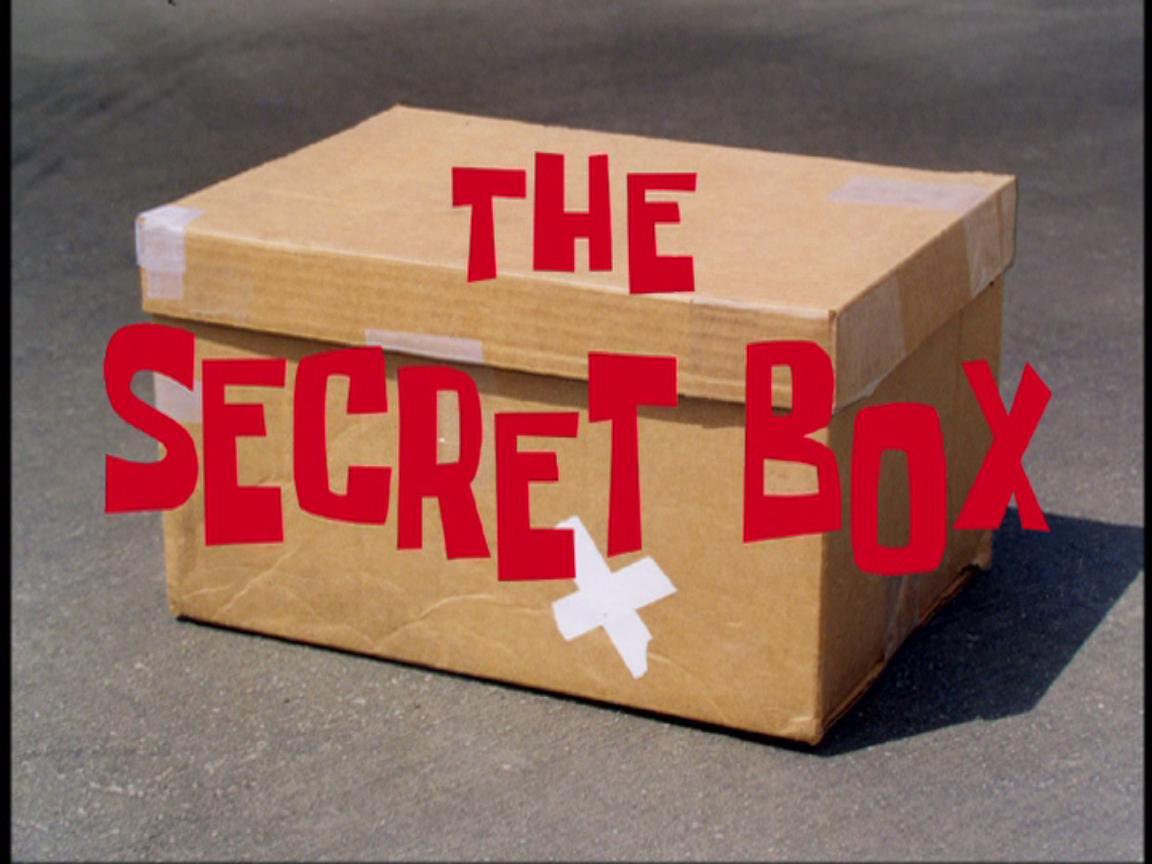 Guy Bedroom Ideas The Secret Box Transcript Encyclopedia Spongebobia Wikia