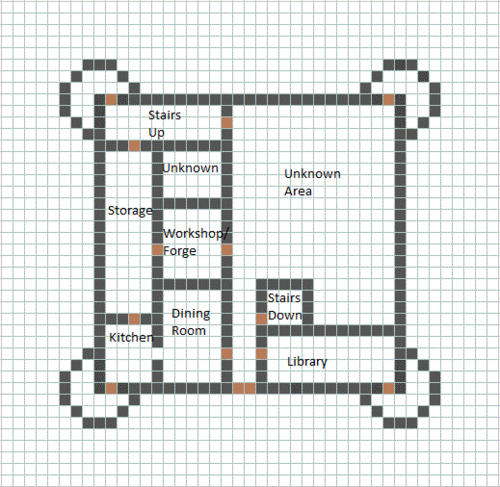 castle blueprint minecraft constuctions wiki
