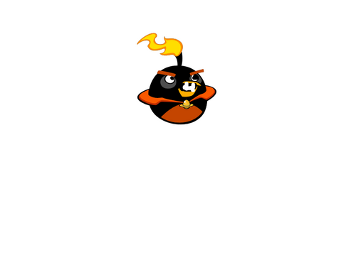 fire bomb bird level angry birds fanon wiki. Black Bedroom Furniture Sets. Home Design Ideas