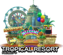 Tropical Resort (Sonic Generations)/Gallery