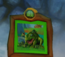 Giant Toad Painting