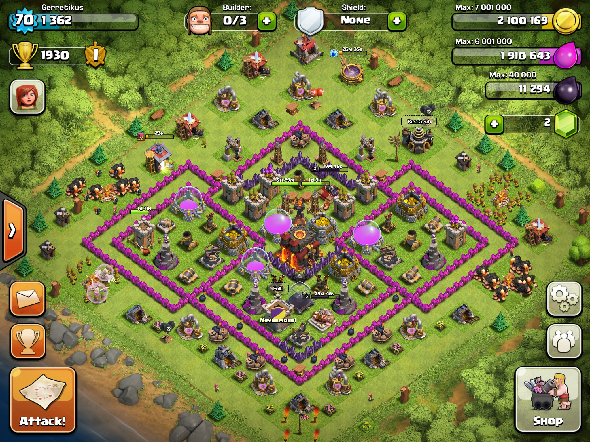 Yo Its Spicy Clash Of Clans Review