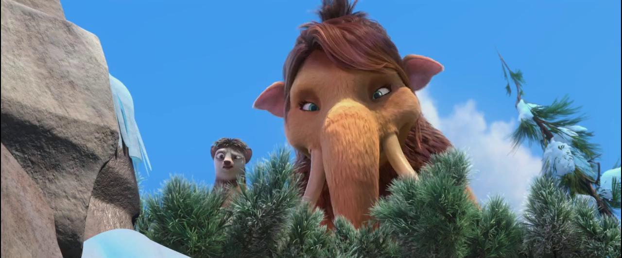 ice age 4 characters peaches - photo #24