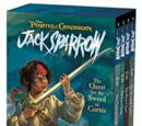 Pirates of the Caribbean books