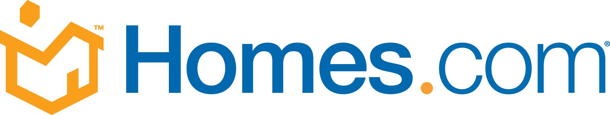 Homes.com Logo Full resolution