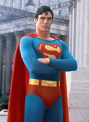 Brooding Superman, Where's Your Smile? – Nerds on the Rocks