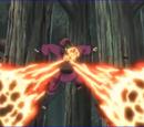 Láva elem: Lángoló sziklafolyam