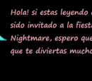 Fiesta de Noche de Nightmare 2013