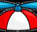 Gorra de Hélice