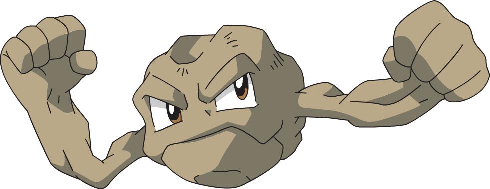 Geodude - Sonic Pokémon Wiki