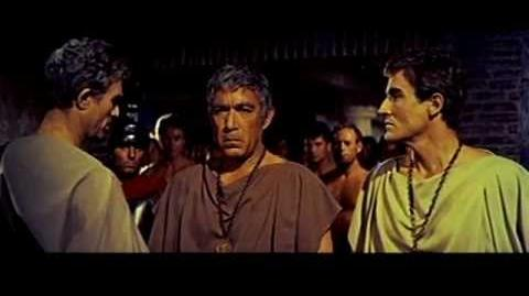 Barabbas Trailer ©1961 Barrabás Spanish LA-CR