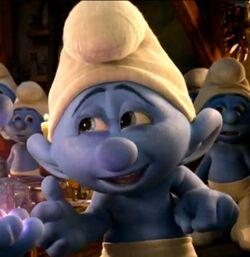 Passive Aggressive Smurf