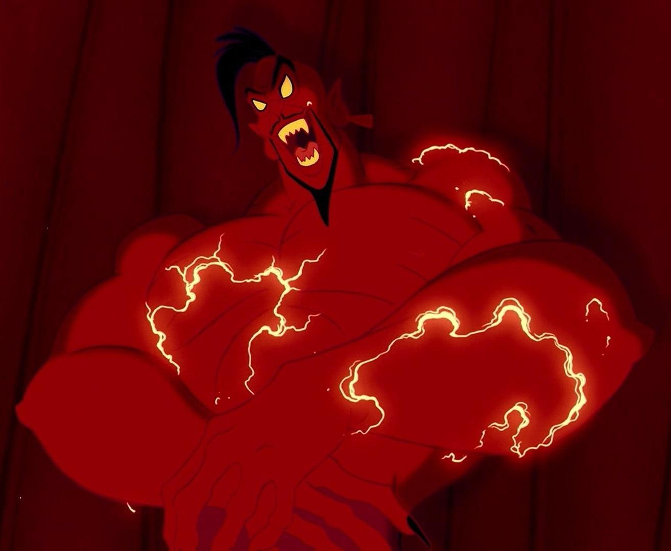 Image Jafar Genie Jpg Superpower Wiki