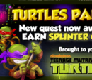 Turtles Party!