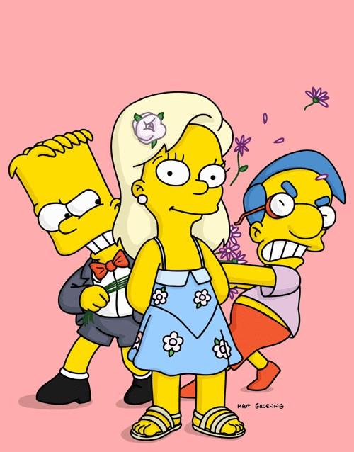 La passion selon bart wiki les simpson - Jeux de lisa simpson ...