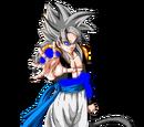Supreme Super Saiyan 5