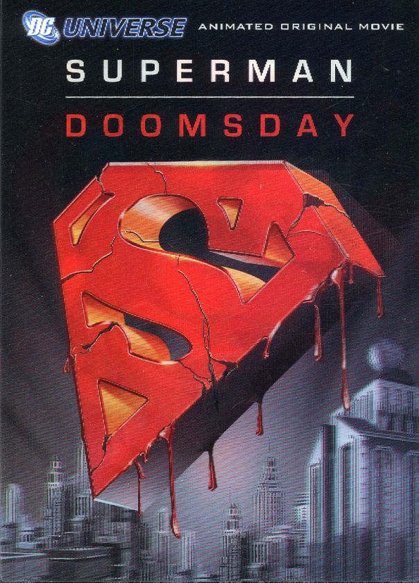 Filmes de DC Animated Universe (Original Movies) Superman_Doomsday