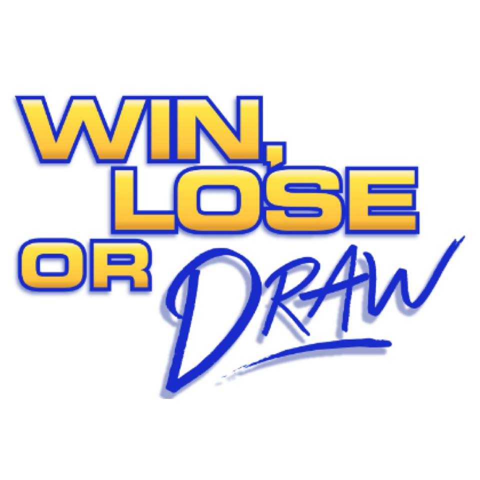 win lose or draw logopedia the logo and branding site