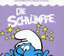Die Schlumpfe: Die Komplette Siebte Staffel (German DVD release)