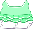 McKenzie's Beach Outfit