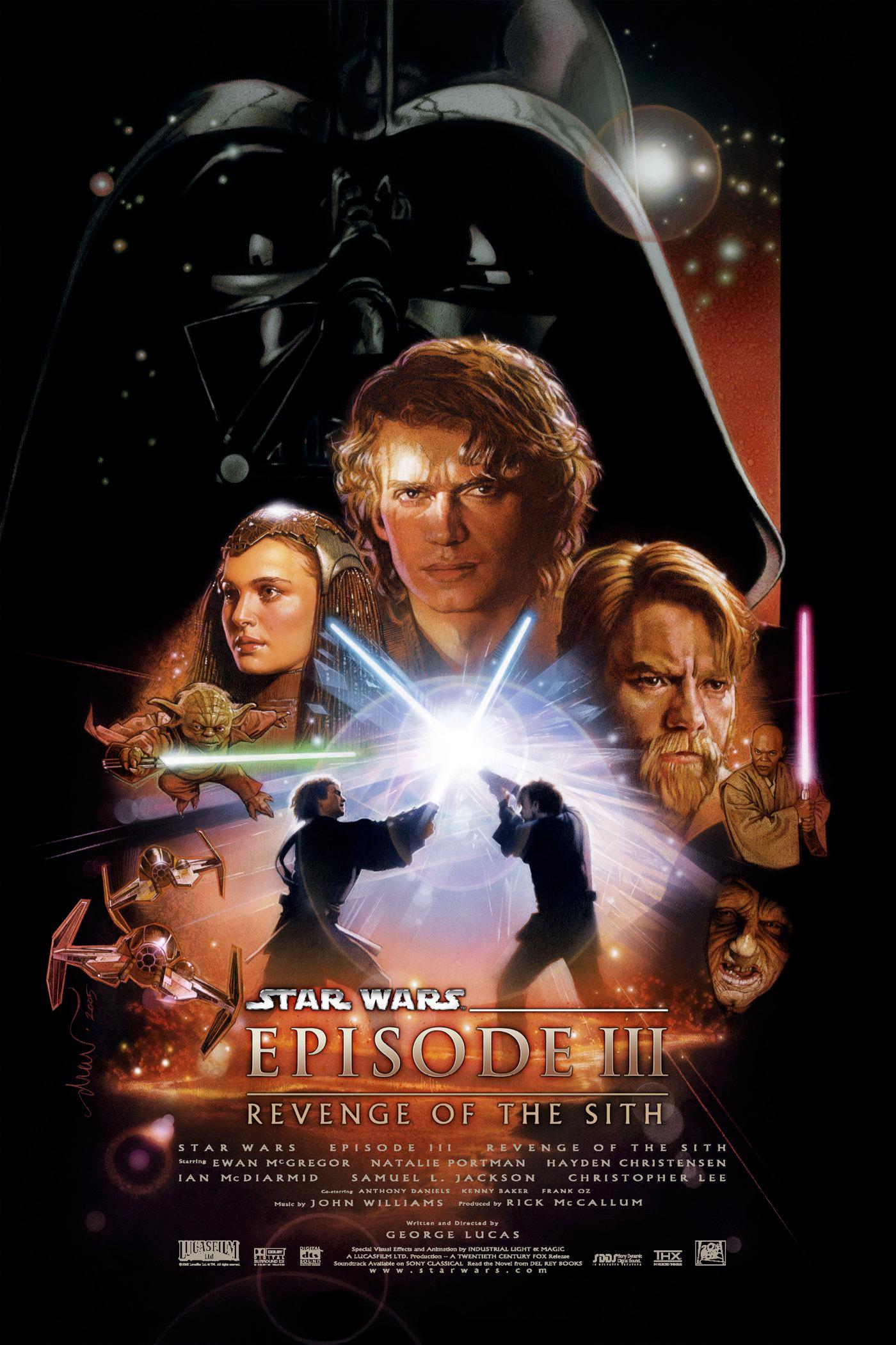 Star Wars Episode Iii Revenge
