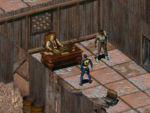 Let's Jogar: Fallout - A Post Nuclear Roleplaying Game Gizmos_confession