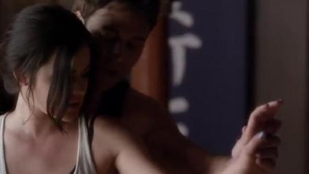 Image - 450x254xpretty-little-liars-clip-aria-and-jake ...