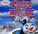 Santa's Little Engine (DVD)
