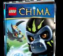 LEGO Legends of Chima: Goryle kontra Kruki