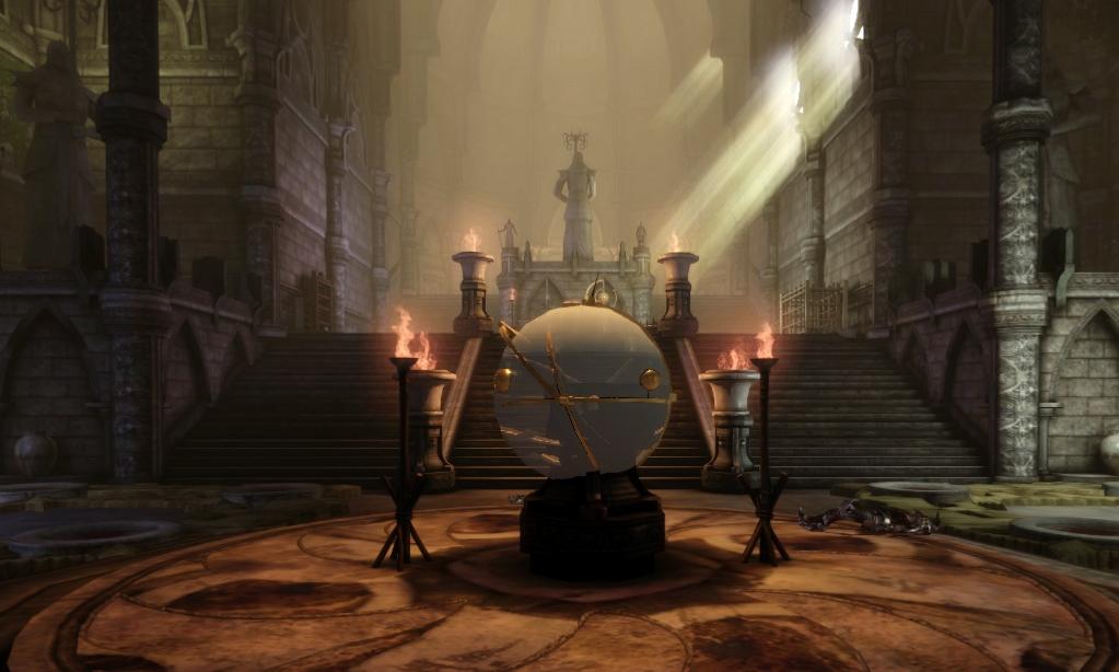 Lower Ruins Dragon Age Wiki Wikia